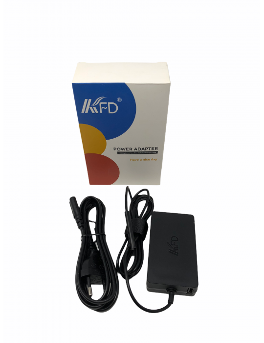 Adaptador Cargador Compatible Surface Pro 3 KFD A50 15V 65W