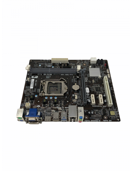 Placa Base Ordenador Elite H81H3-M3 Socket LGA 1150 Intel