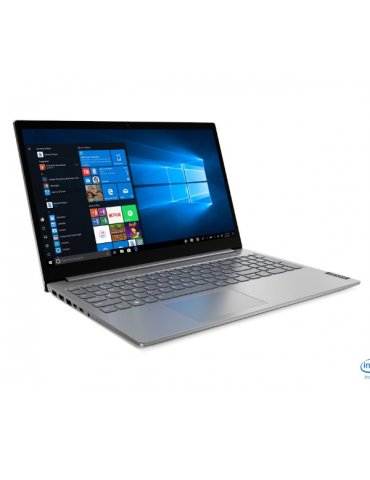 Portátil Profesional Lenovo ThinkBook 15-IIL 15.6 8Gb RAM 256Gb SSD