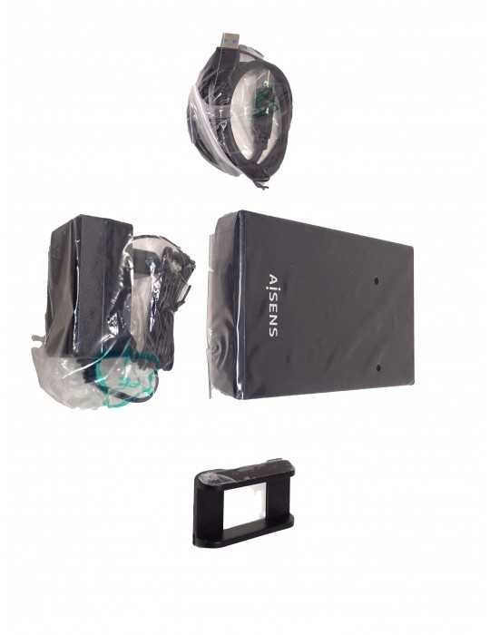 ASE-3530BCARCASA EXTERNA USB DISCO DURO 3.5 SATA AISENS