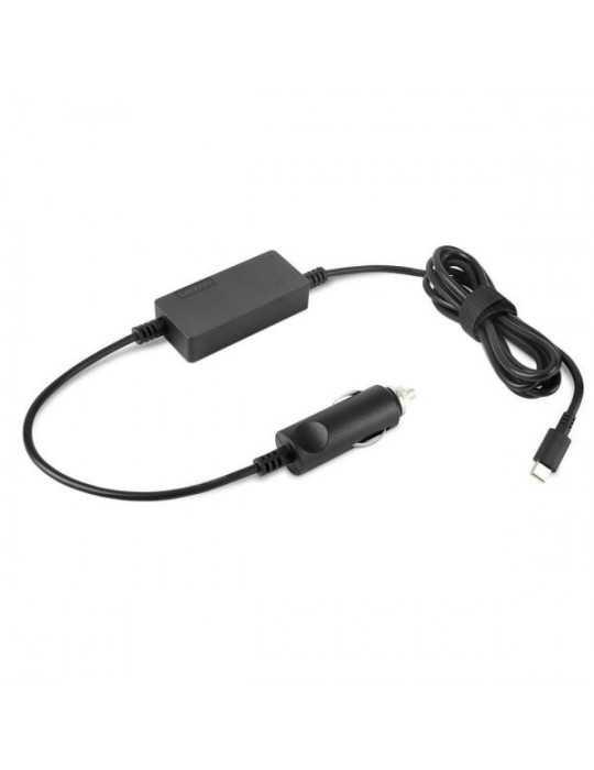 Cargador Coche Portátil Tablet Lenovo 65W USB-C DC Travel