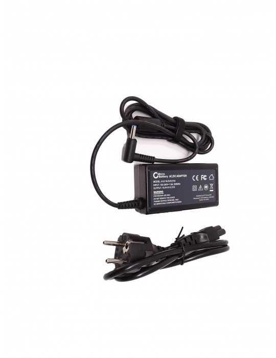 Cargador Compatible Portátil HP 45W 758633-001 Calvija Azul