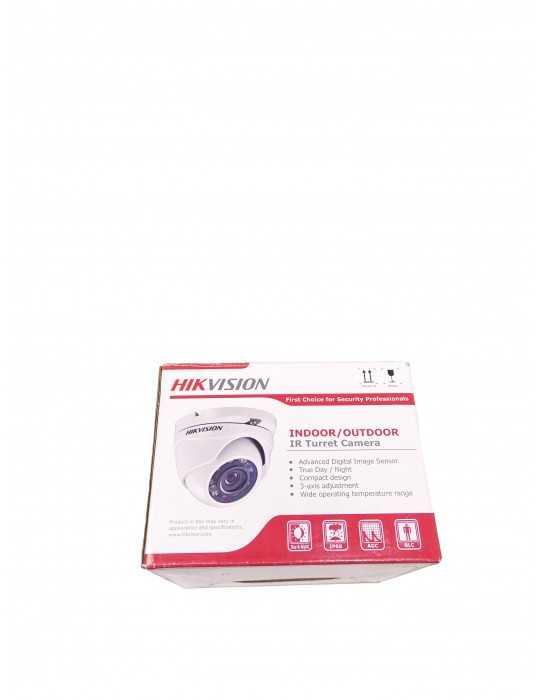 Cámara Vigilancia Hikvision Vision Nocturna DS-2CE55A2P-IRM
