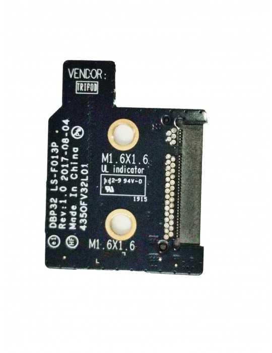 Placa PCB Conexion Disco Duro SSD Portatil HP L01881-001