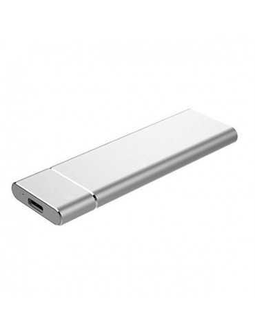Caja Externa USB-C Para Disco Duro SSD M.2 NVMe USB3.1 Gen.2