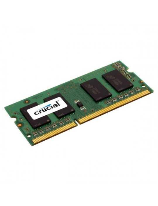 Memoria RAM Portátil SODIMM 4 GB DDR3L 1600 Mhz PC3-12800