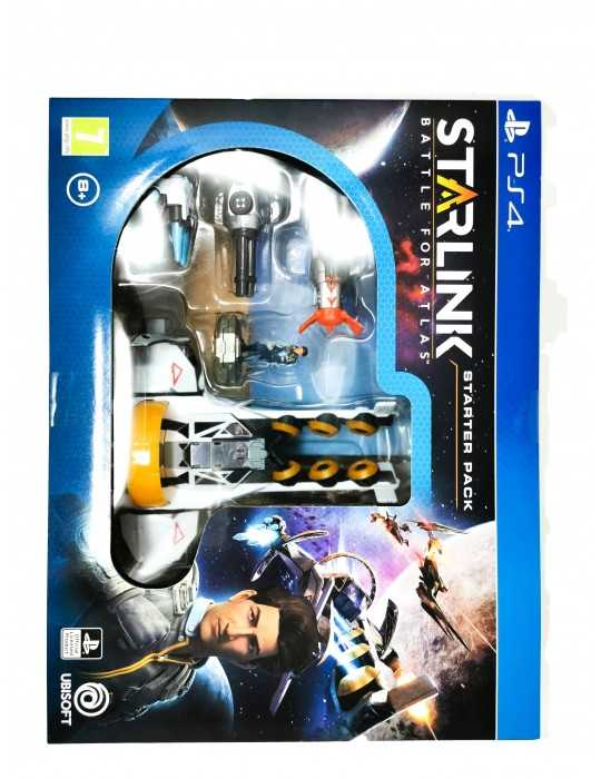 Juguetes Juego Original Starlink Starter Battle Atlas Ps4