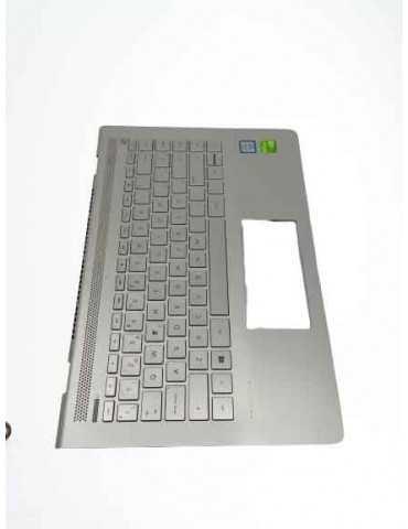 TopCover Teclado Original Portátil Hp 14-BF006NS 933317-071