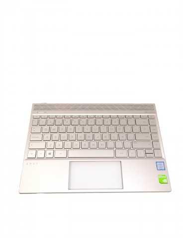 TopCover Teclado Retroiluminado HP 13-AH0006N L19541-071