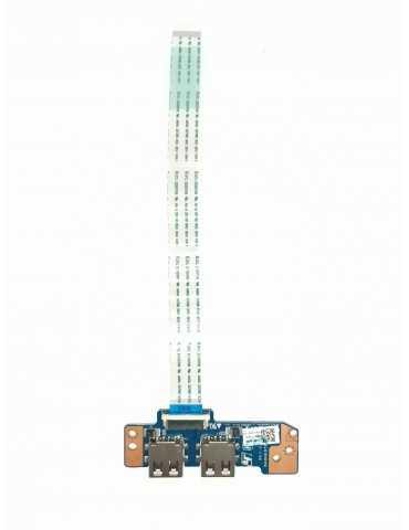 Placa USB Portatil Original Sony Vaio SVF15 DA0HKATB6A0