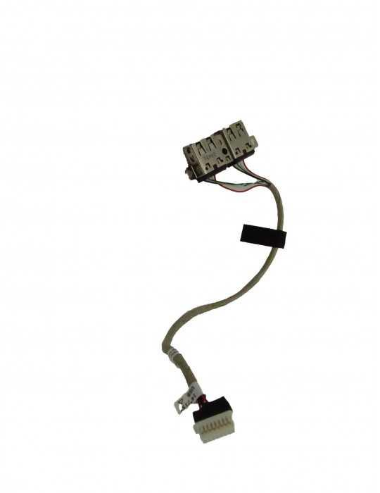 Entrada 2 puertos USB 2.0 para portátil HP Probook 4510n