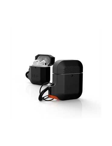 Protector Silicona UAG Apple Airpods Silicone Case Black