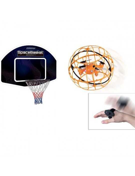 Juego Baloncesto Space Basket Cero Gravity
