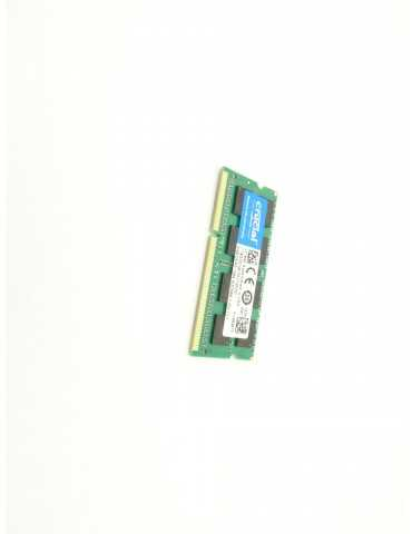 Memoria RAM SODIMM 4 GB DDR3 1066 MHZ Crucial