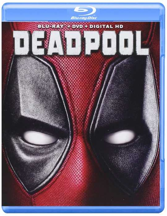 Deadpool Blu-Ray Original