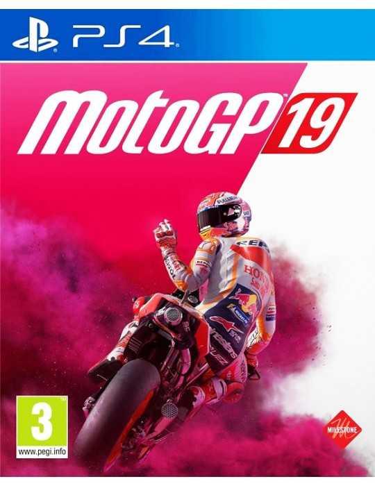 Juego Moto Gp 19 Original Ps4 Nuevo