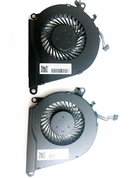 KIT Ventiladores Originales para HP 15-AX001NS