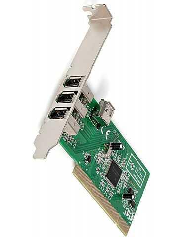 Tarjeta Firewire 400 PCI 1394A FWA3010GL