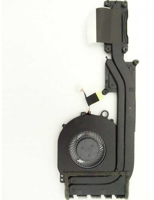 Ventilador con Heatsink Portátil HP 14-BA024NS 924282-001