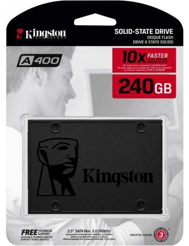 Disco Duro SSd 240GB Kingston 2.5 SA400S3/240G