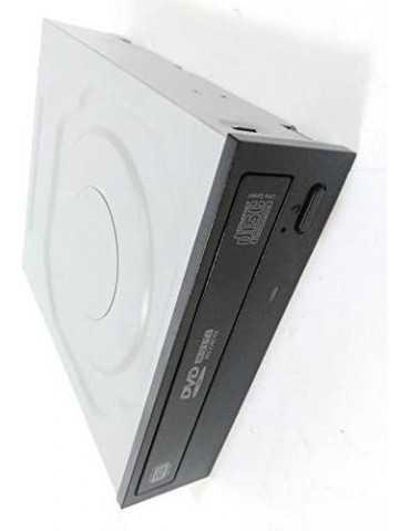 Regrabador Interno DVD ± RW Doble Capa Lite-On dh-16aas 48 x SATA Negro