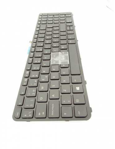 Teclado Español Portátil HP ZBook 15 G2 733688-071