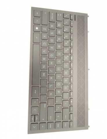 Teclado Portátil HP 13-AK000NS L38709-071