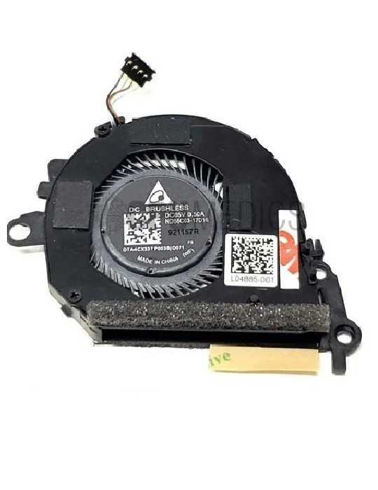 Ventilador Derecho Portátil HP 13 Spectre X360 13 L04885-001