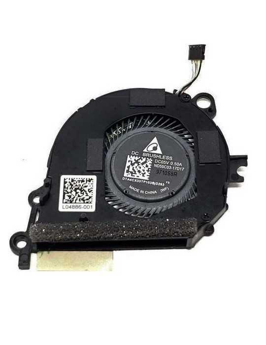 Ventilador Portátil HP Spectre X360 13t-ae000 L04885-001
