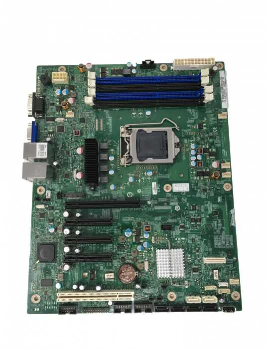 Placa Base Server Intel E98681-304 DA0S09MB6C0 Rev:C