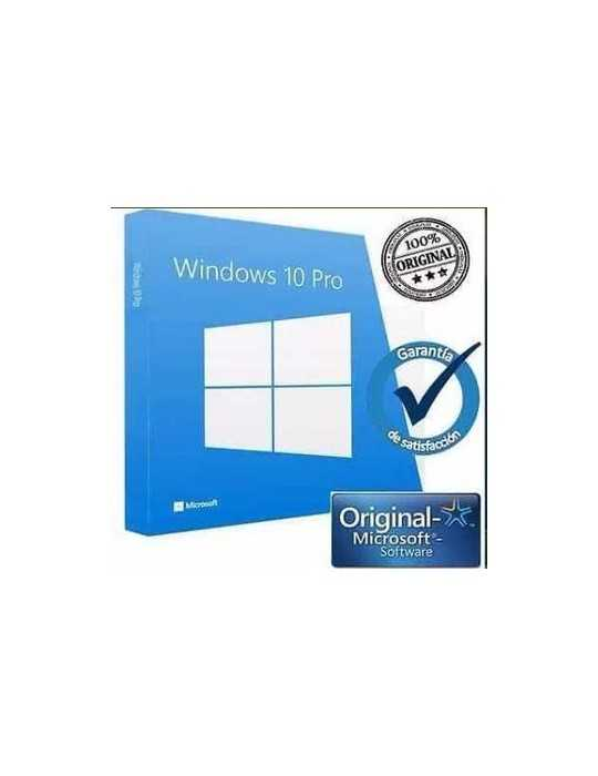 Licencia de Windows 10 PRO
