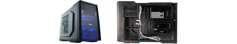 Comprar Carcasas, Cajas y Torres para Ordenadores PC