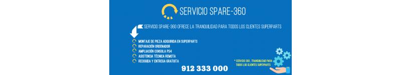 Servicio de reparación de Portátiles, Ordenadores y Consolas