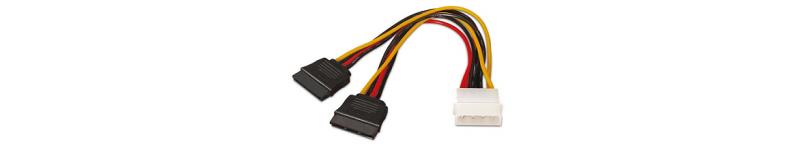 Cables Internos y Conectores Ordenadores Sobremesa