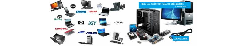 Componentes y Piezas para Portátiles, Videoconsolas y Ordenadores
