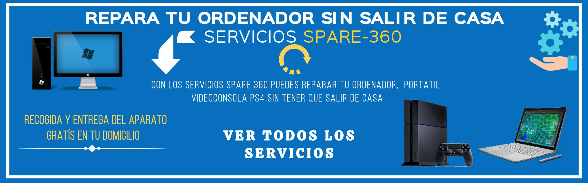 SERVICIOS SPARE 360